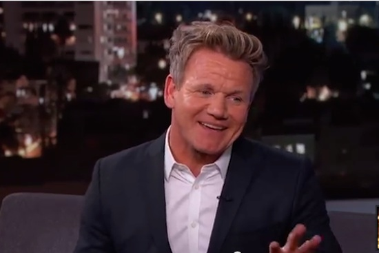 Gordon Ramsay in dad mode is our favorite Gordon Ramsay mode of all