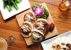 Duck buns at Joy Luck Louisville