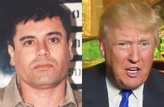 el chapo sends death threats to donald trump calling him a whitey