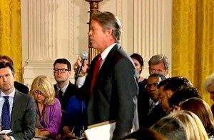 Major Garrett Responds to Obama Scolding: I Intended to Be 'Provocative'