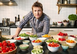 On Oct. 2 one Jamie Oliver's London home was burglarized. Luckily for Oliver and his family, they were away during the break-in.