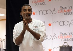 Marcus Samuelsson has made quite the name for himself. Here are five things to know about celebrity chef Marcus Samuelsson.
