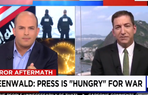 Greenwald Blasts CNN on CNN: Anchors Get Away With 'Despicable' Anti-Muslim Comments