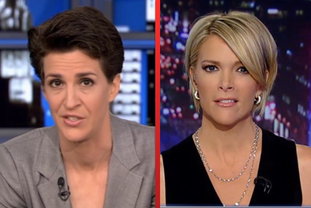 rachel maddow catches up to kelly file in demo viewership mediaite