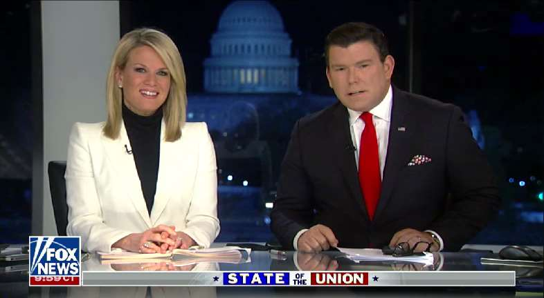 State of the Union Cable News Ratings: Fox News Wins
