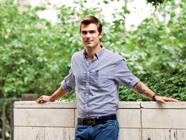 Hugh Acheson Gets A Book Deal