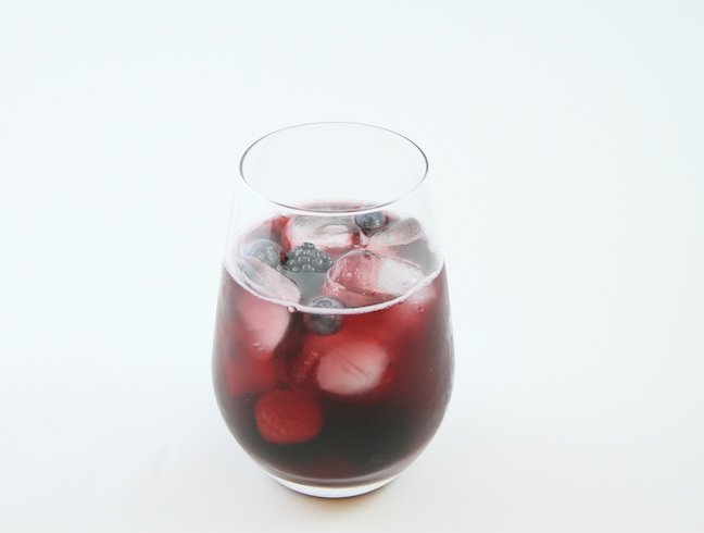 Berry Red Spritzer