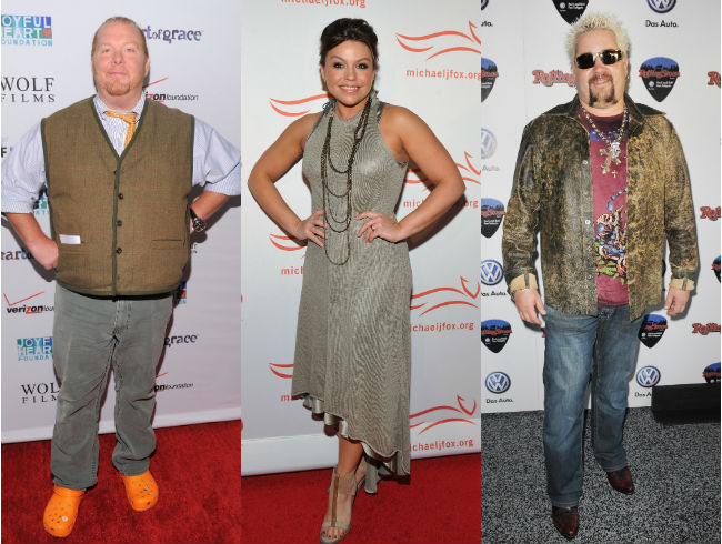 The Modern Celebrity Chef: Mario Batali, Rachael Ray, Guy Fieri