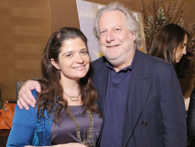 Alex Guarnaschelli and Jonathan Waxman