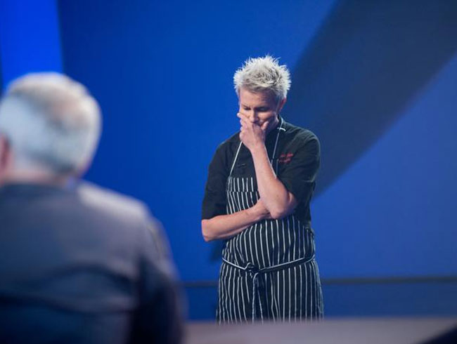 Elizabeth Falkner's Early Elimination On <em>Next Iron Chef: Redemption</em>