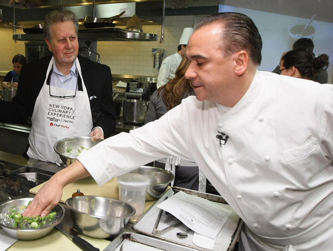 1:  Jean-Georges Vongerichten -- $3.86 million+