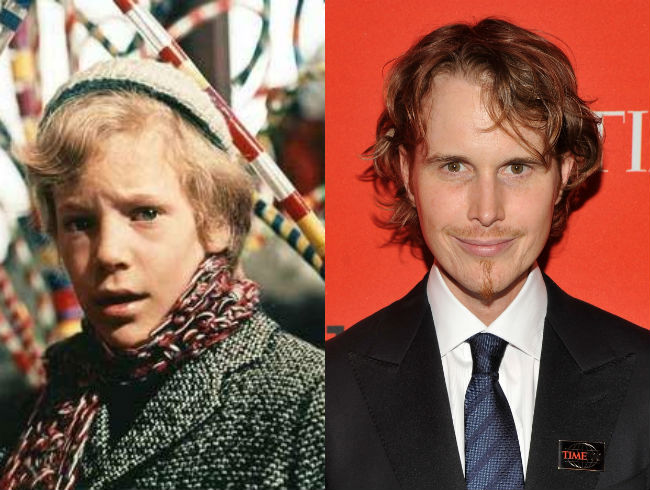 Grant Achatz as Charlie Bucket