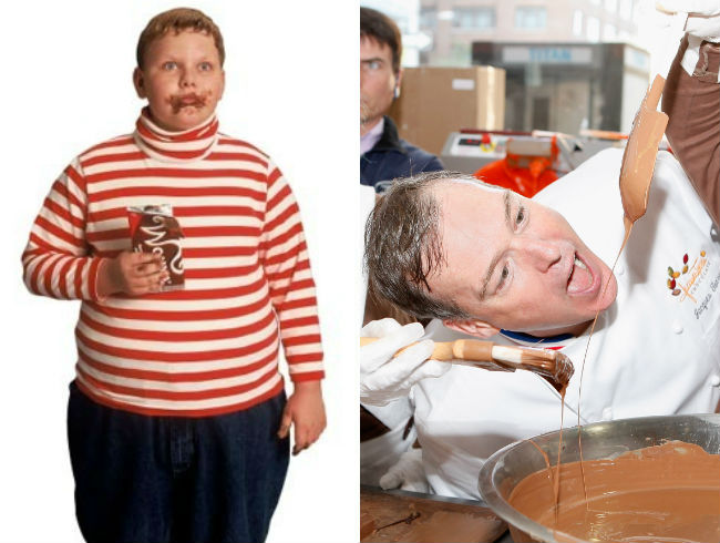 Jacques Torres as Augustus Gloop