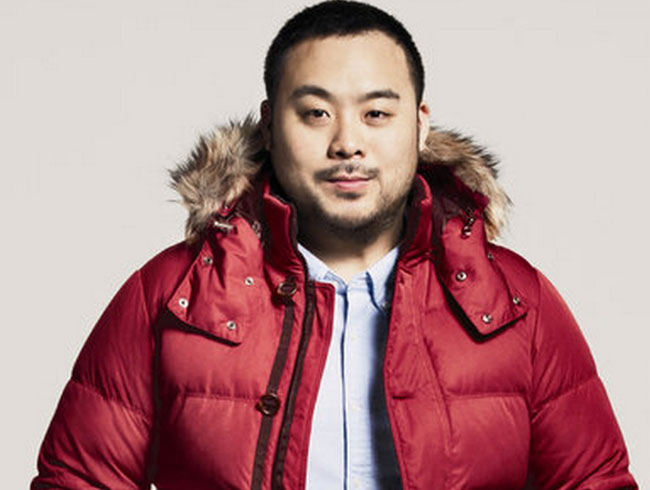 David Chang for Uniqlo