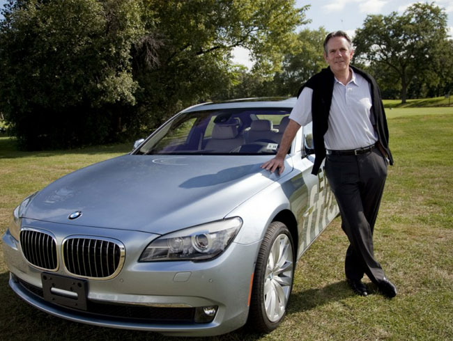 Thomas Keller for BMW