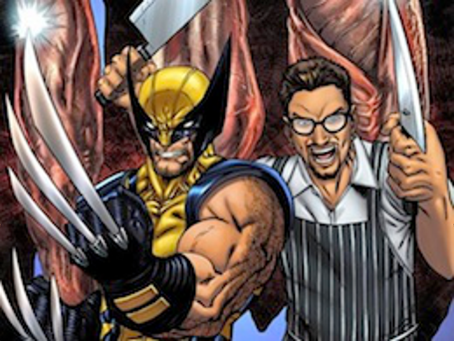 Chris Cosentino Teams Up With Wolverine