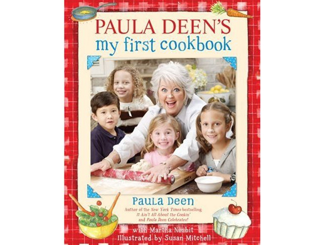 Paula Deen's <em>My First Cookbook</em>