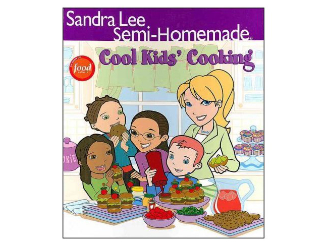 <em>Sandra Lee Semi-Homemade Cool Kids Cooking</em>