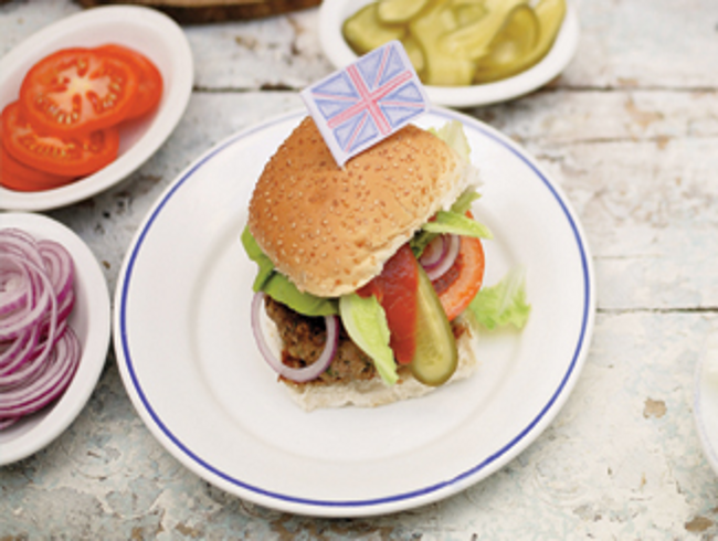 Jamie Oliver's Cracking Burger