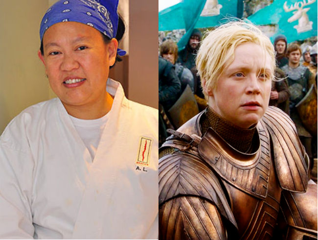 Anita Lo | Brienne of Tarth
