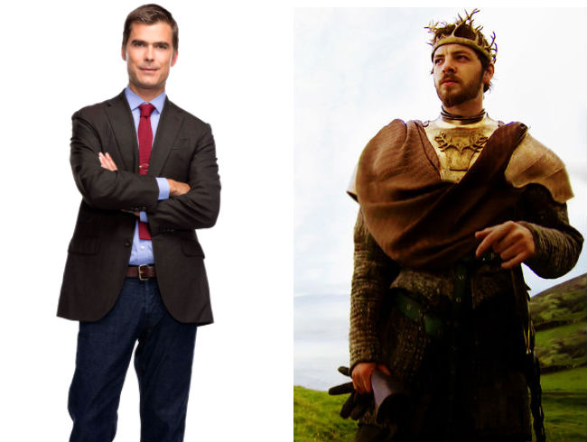 Hugh Acheson | Renly Baratheon