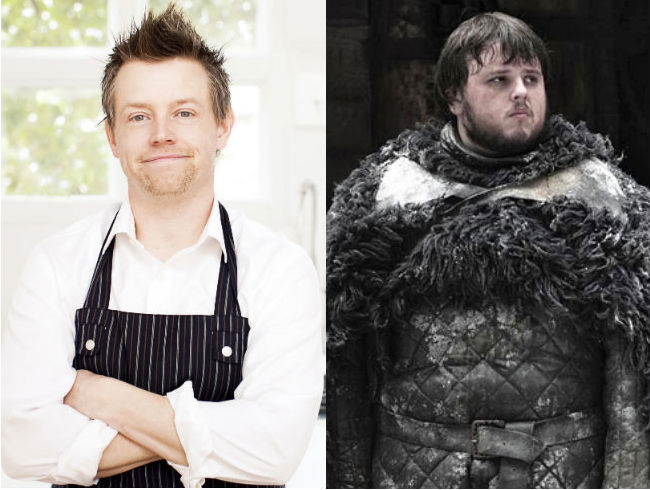 Richard Blais | Samwell Tarly