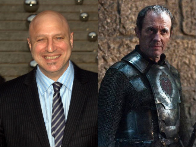 Tom Colicchio | Stannis Baratheon