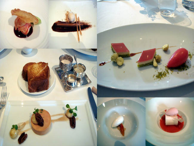 An Entire 15-Course Tasting Menu At The French Laundry