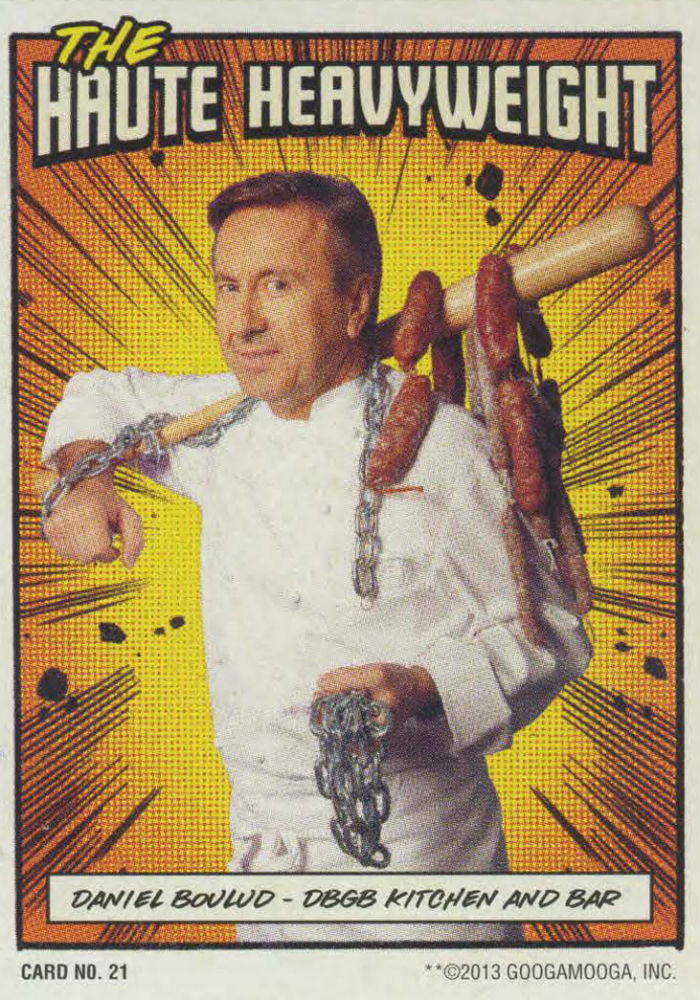 Daniel Boulud | DBGB Kitchen and Bar