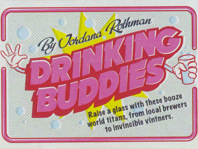 The Drinking Buddies Series