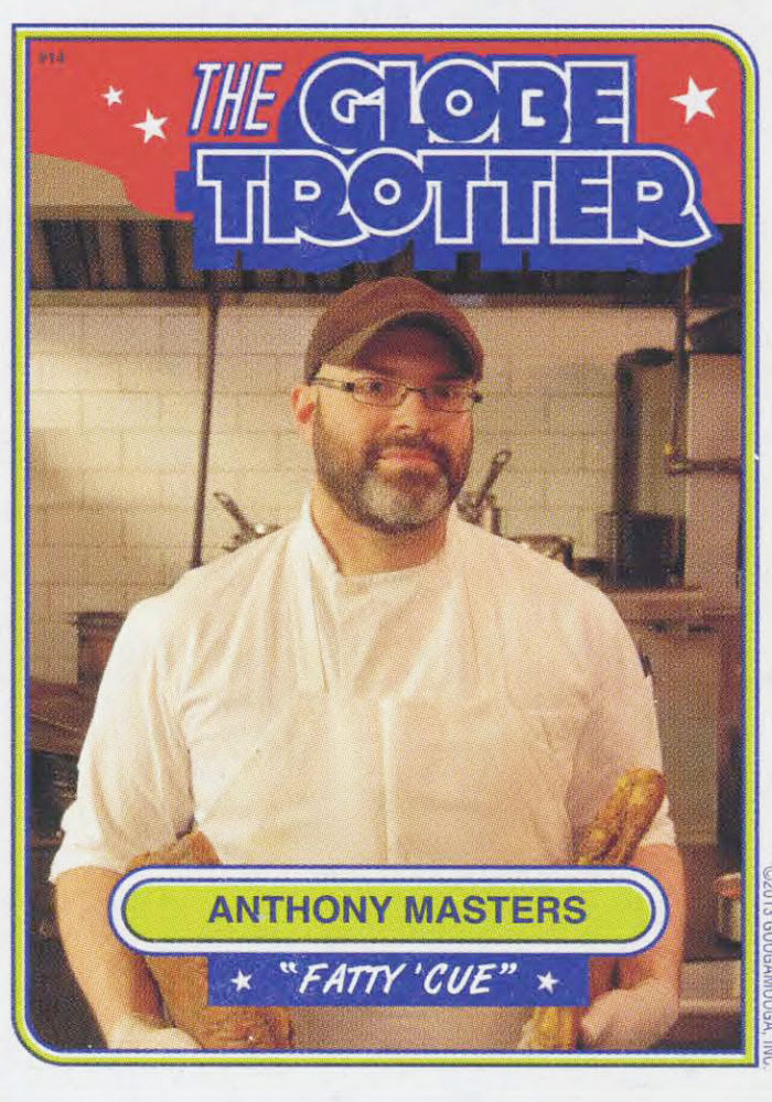 Anthony Masters | Fatty 'Cue