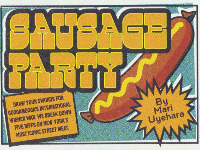 The Sausage Party Series