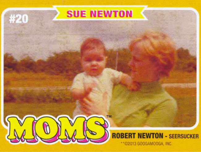 Sue Newton | Robert Newton, Seersucker