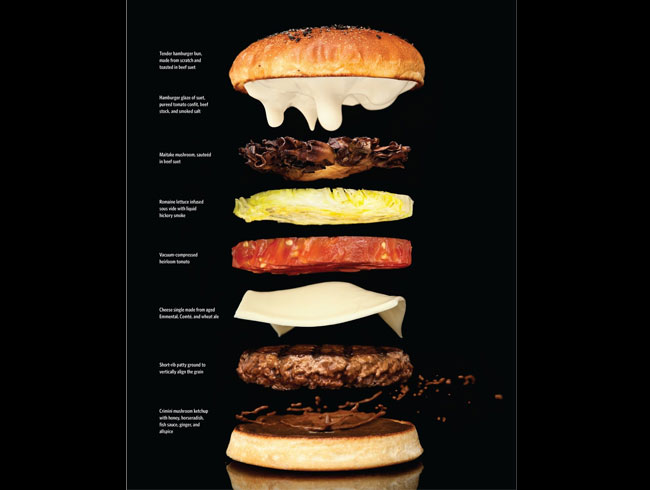 Nathan Myhrvold's <em>Anatomy Of A Burger</em>
