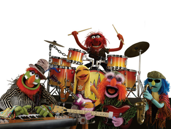 The Muppet Show Band