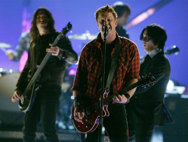 Some Combination of Josh Homme / Dave Grohl / Queens of the Stone Age / The Black Keys