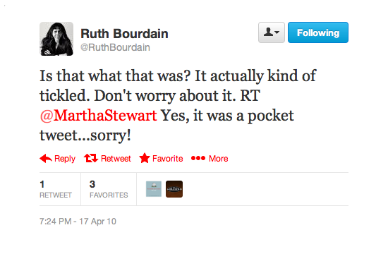 Ruth and Martha? Yes.