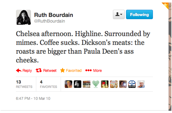Paula Deen jokes were funny even back in 2010.