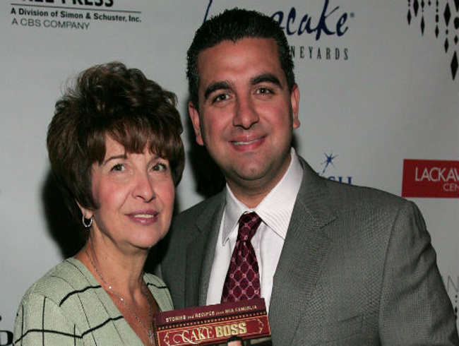 Cake Boss Buddy Valastro Reveals His Mom's ALS Diagnosis