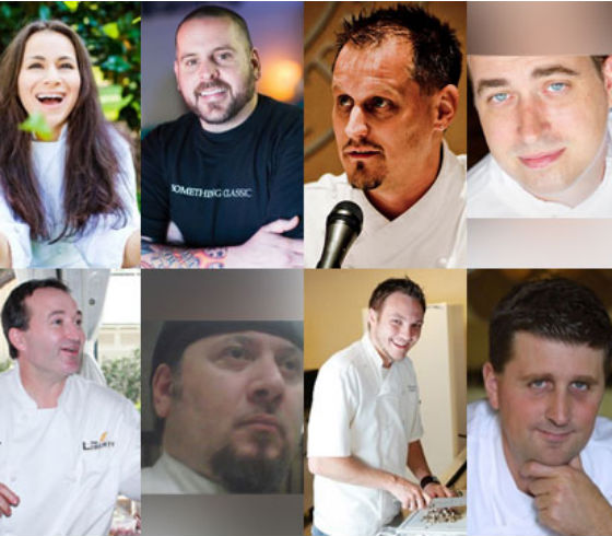 Flash Back: 10 Chefs You Need To Know In Charlotte, North Carolina