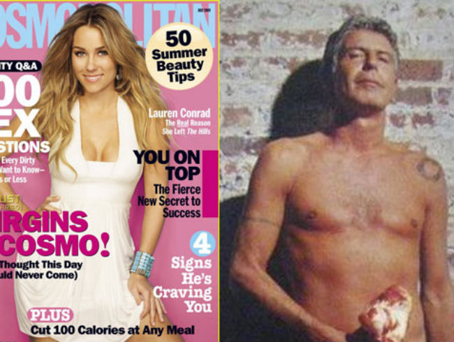 Sex Tips With Anthony Bourdain, The <em>Cosmo</em> Column You Never Thought You'd See