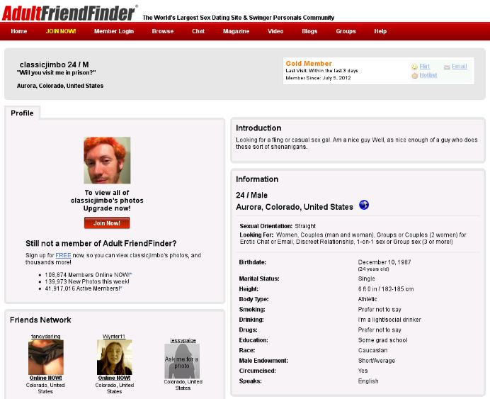 adultfriendfinder mobile version details