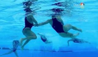 Boob Slip Swim