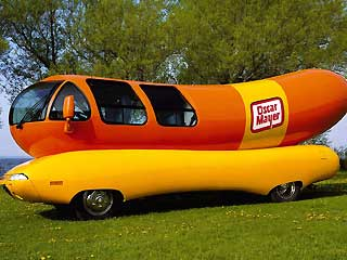 paul ryan drove the oscar mayer weinermobile mediaite. Black Bedroom Furniture Sets. Home Design Ideas