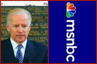MSNBC Forced To Apologize After Misleading Edit Of Biden Benghazi Speech