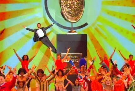 WATCH: Neil Patrick Harris Opens 2013 Tony Awards With Epically 'Bigger' Broadway Spectacle