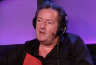 Piers Morgan Tells Howard Stern What Makes Bill O'Reilly a ...