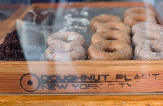 There's a Donut Exhibit Opening In New York City