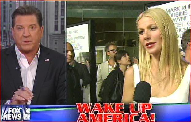 Eric Bolling Cites Ebola Patient, Gwyneth Paltrow as Signs of U.S. 'in Decline'