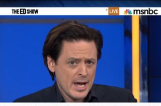 MSNBC Guest on Indiana Law: Let's 'Thump the Bible Thumpers with the Bible'